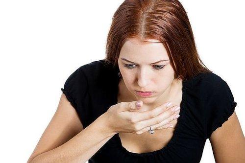 Síntomas de la gastritis crónica