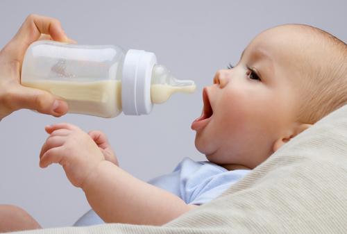 intolerante a la lactosa bebes