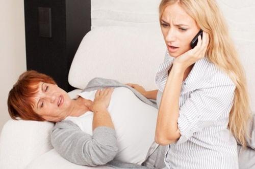 ataque cardiaco en la mujer