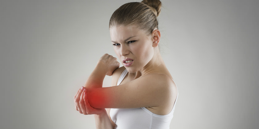 rotura de brazo sintomas