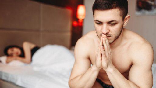 dolor al tener relaciones sexuales en hombres
