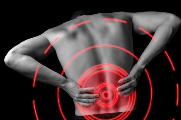 dolor de espalda síntomas