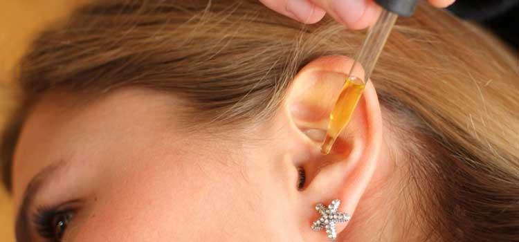 insecto en el oído qué hacer